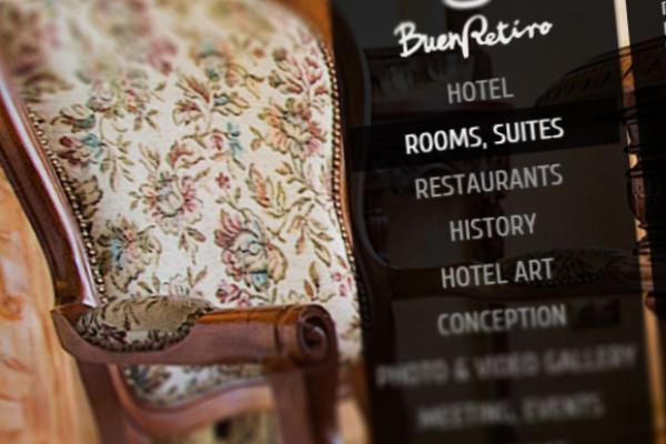 Гостиница BuenRetiro
